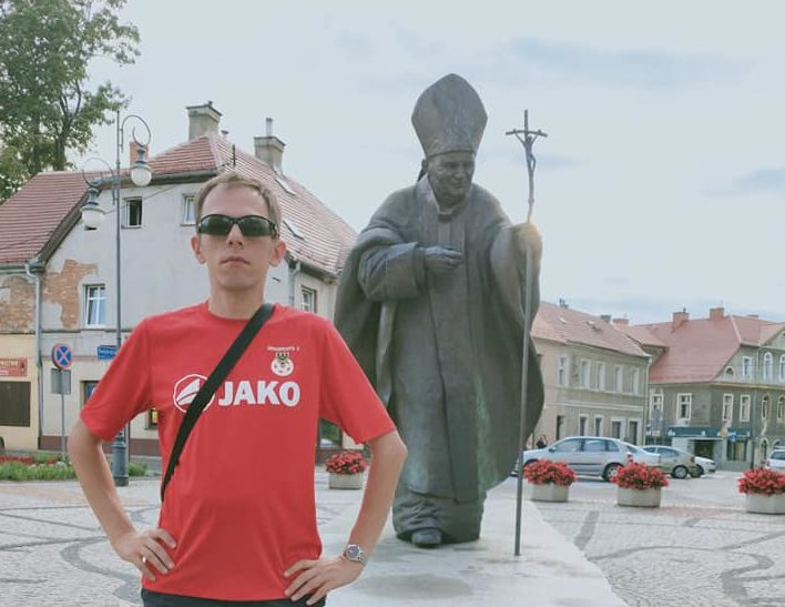 Tak spędzamy święta: Tomasz Stasiński