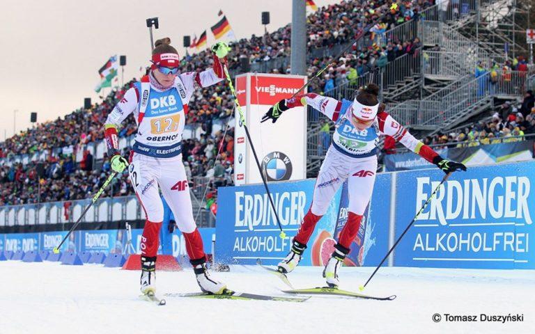 Biathlon: Kamila Żuk startowała w Oberhofie