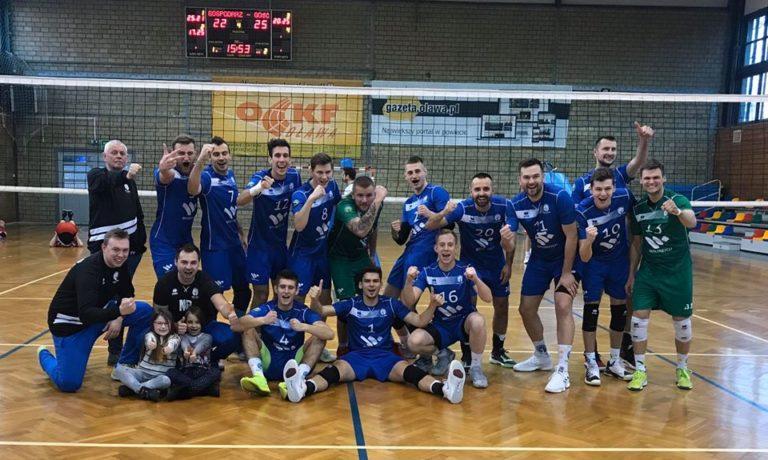 Siatkówka: Aqua Zdrój pieczętuje awans do play-off