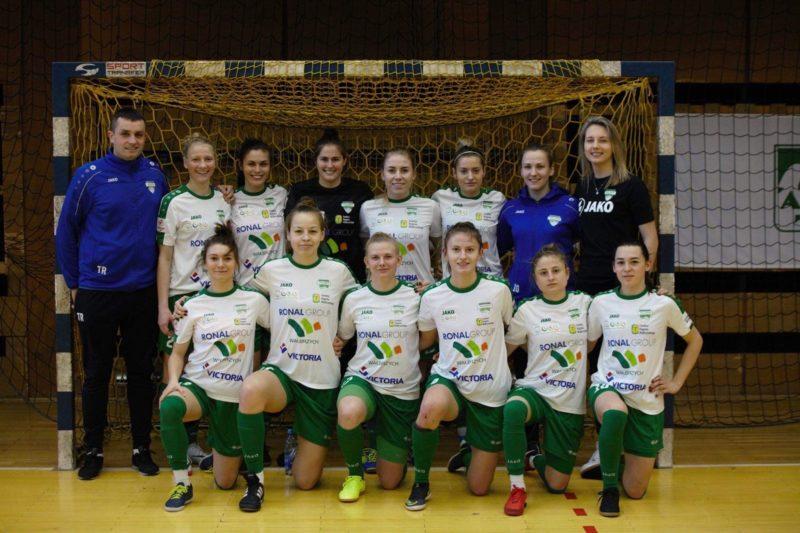Futsal: Wygrały z UJ i wywalczyły awans do Finałów Akademickich Mistrzostw Polski w Poznaniu!