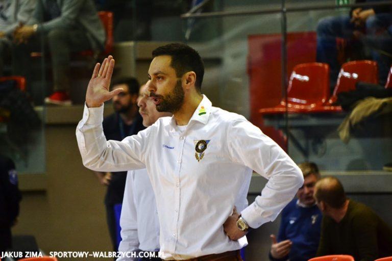 Koszykówka: Łukasz Grudniewski najlepszym trenerem w sezonie 2019/2020