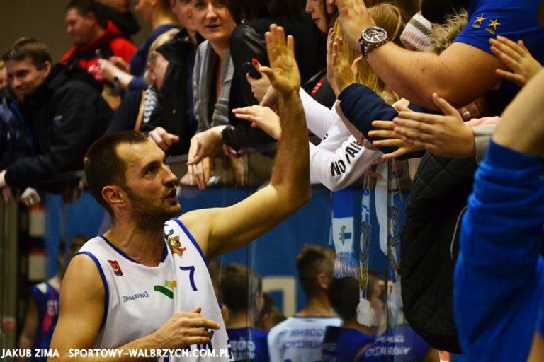 Koszykówka: Rafał Glapiński o zakończeniu kariery i nie tylko…