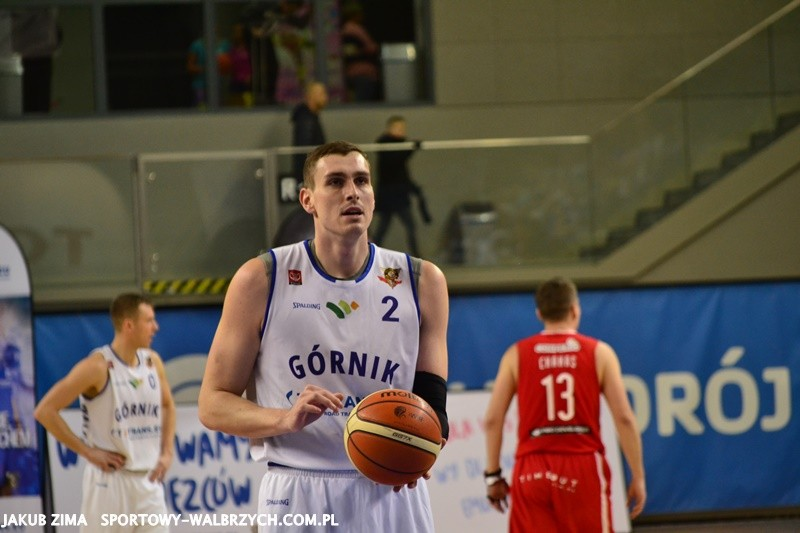 Koszykówka: Górnik powiększa przewagę