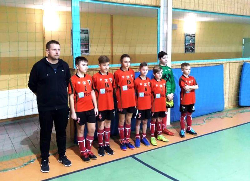 Młodzi piłkarze Zagłębia na czwartym miejscu w Jaworze