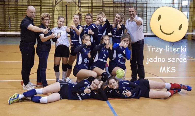 Siatkówka: Młodziczki na 5 miejscu w Dolnośląskiej Lidze