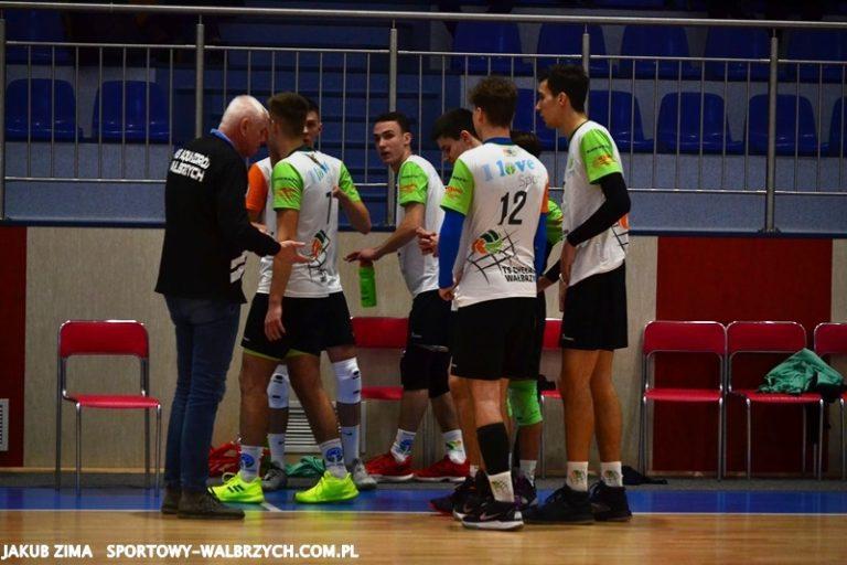 Siatkówka: Ćwierćfinałowy turniej na antenie Sportowego Wałbrzycha