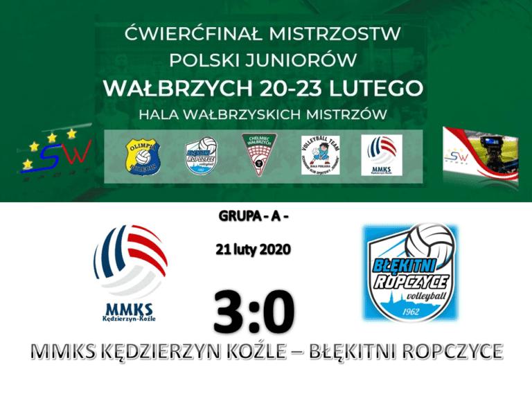 Siatkówka: MKKS Kędzierzyn Koźle i Olimpia Sulęcin wygrały swoje mecze