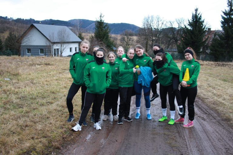 Kobiecy futbol: Zagłębie w IV lidze dolnośląskiej
