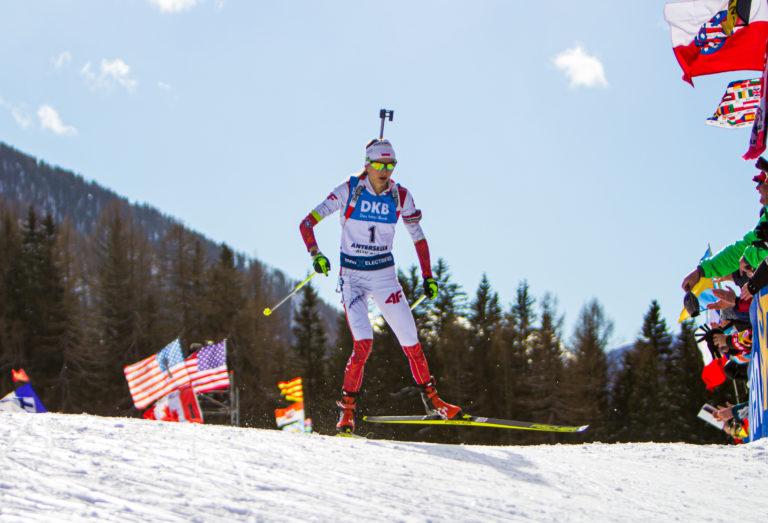 Biathlon: 17 miejsce mieszanej sztafety na Mistrzostwach Świata