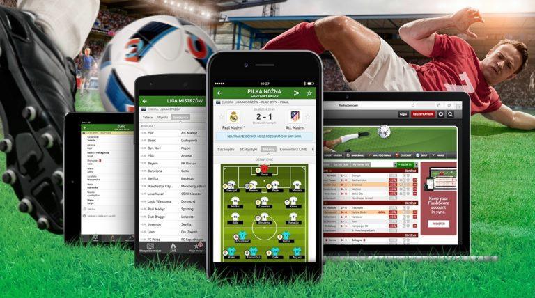 Bądź na bieżąco z wynikami sportowymi – aplikacja FlashScore.pl