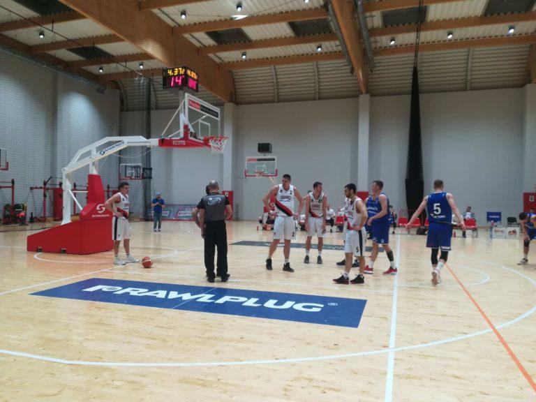 Koszykówka: Górnik miażdży w III kwarcie!