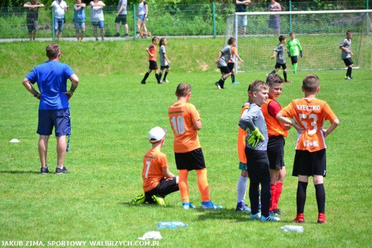 Jedlina Cup: Piłkarze z Kamiennej Góry wygrywają w roczniku 2009