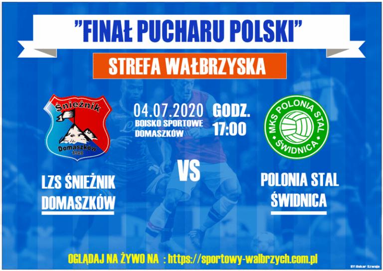 Puchar Polski: Zapraszamy na wielki finał Okręgu! Transmisja LIVE