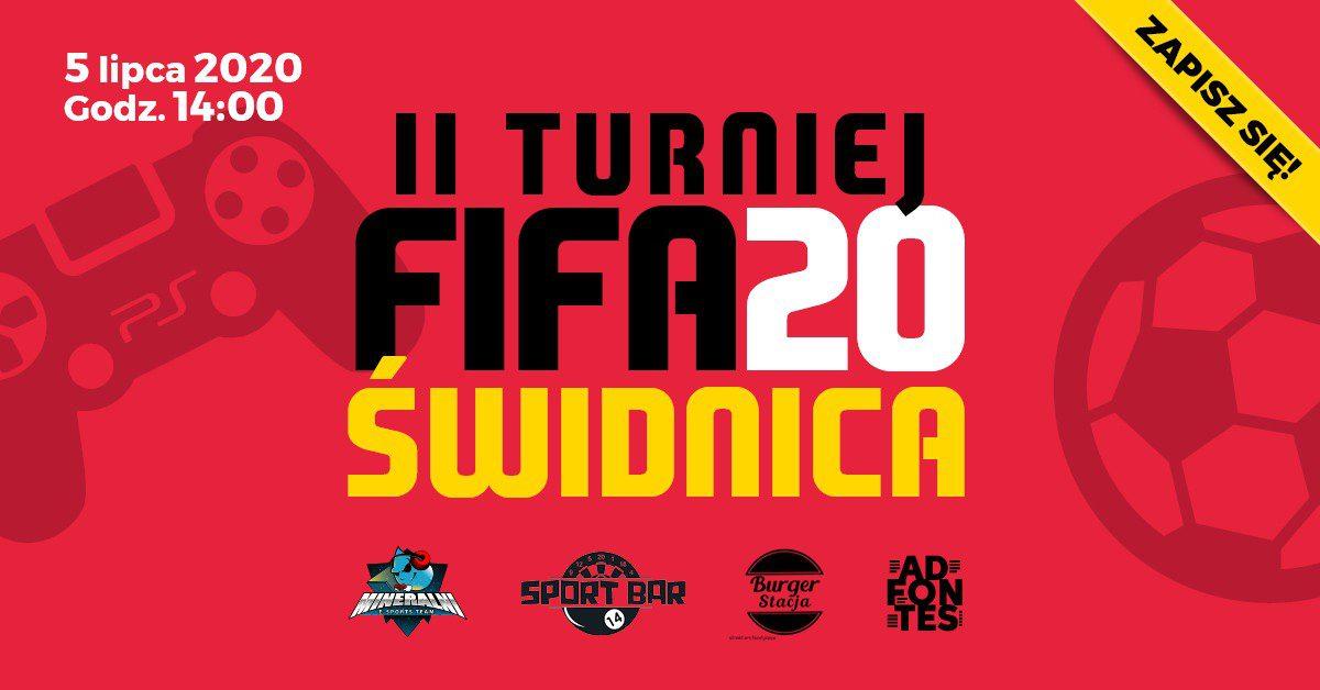 E-Sport: Zapraszamy na II Turniej FIFA 20 - Świdnica