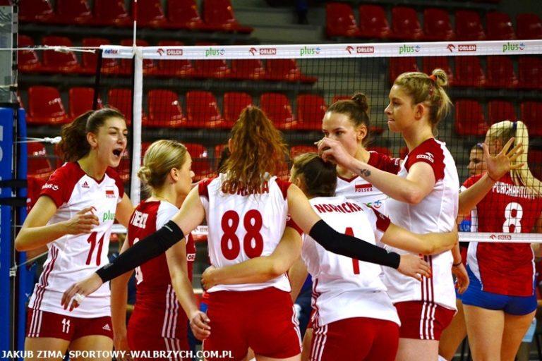 Siatkówka: Pierwszy sparing dla Polski