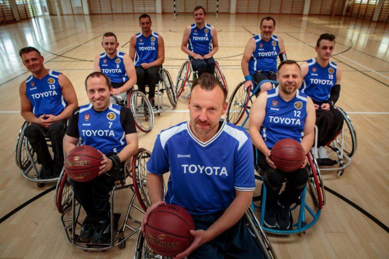 Koszykówka: Górnik na wózkach z nową siłą
