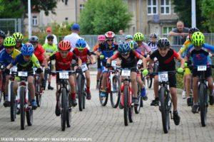 Kolarstwo: II zawody Ligi MTB odbyły się w Wałbrzychu