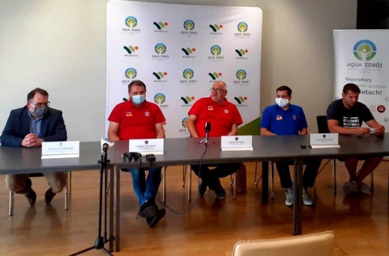 Koszykówka: GTK Gliwice trenuje w Wałbrzychu