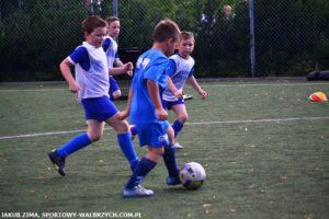 Sparingi: Maluchy GNM zagrali sparing z Football Academy