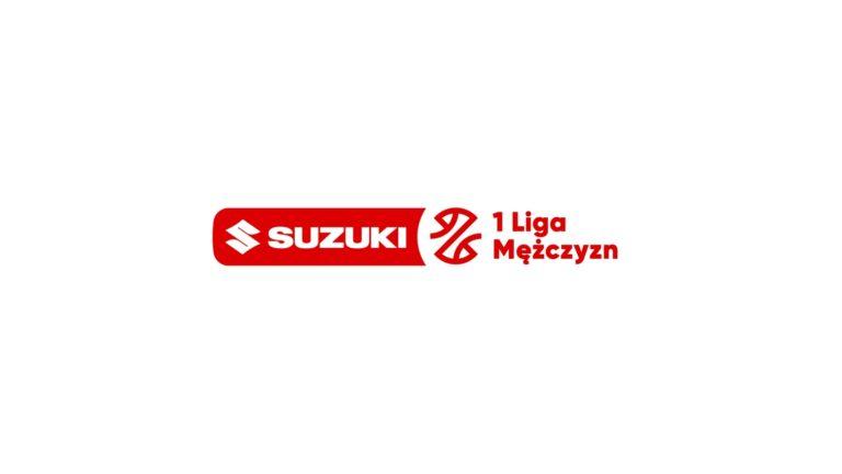 Koszykówka: Suzuki tytularnym sponsorem 1 ligi mężczyzn