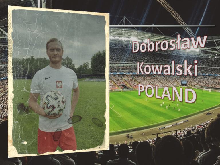 Dobrosłav Kowalski przed pierwszą rundą walki