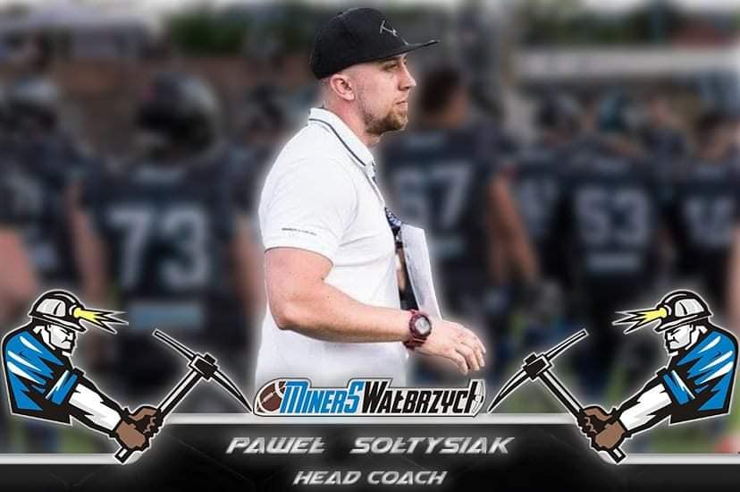 Paweł Sołtysiak – trener Miners