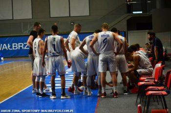 Koszykówka: Głowa do góry!
