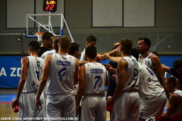 Koszykówka: Górnik wygrywa w Opolu