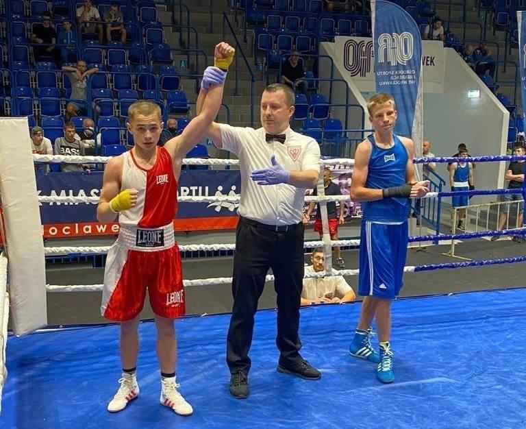 Boks: Jakub Krzpiet Mistrzem Polski w boksie!! [WIDEO]