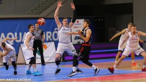Górnik Trans.eu Wałbrzych Czarni Słupsk Suzuki 1 Liga Sportowy Wałbrzych