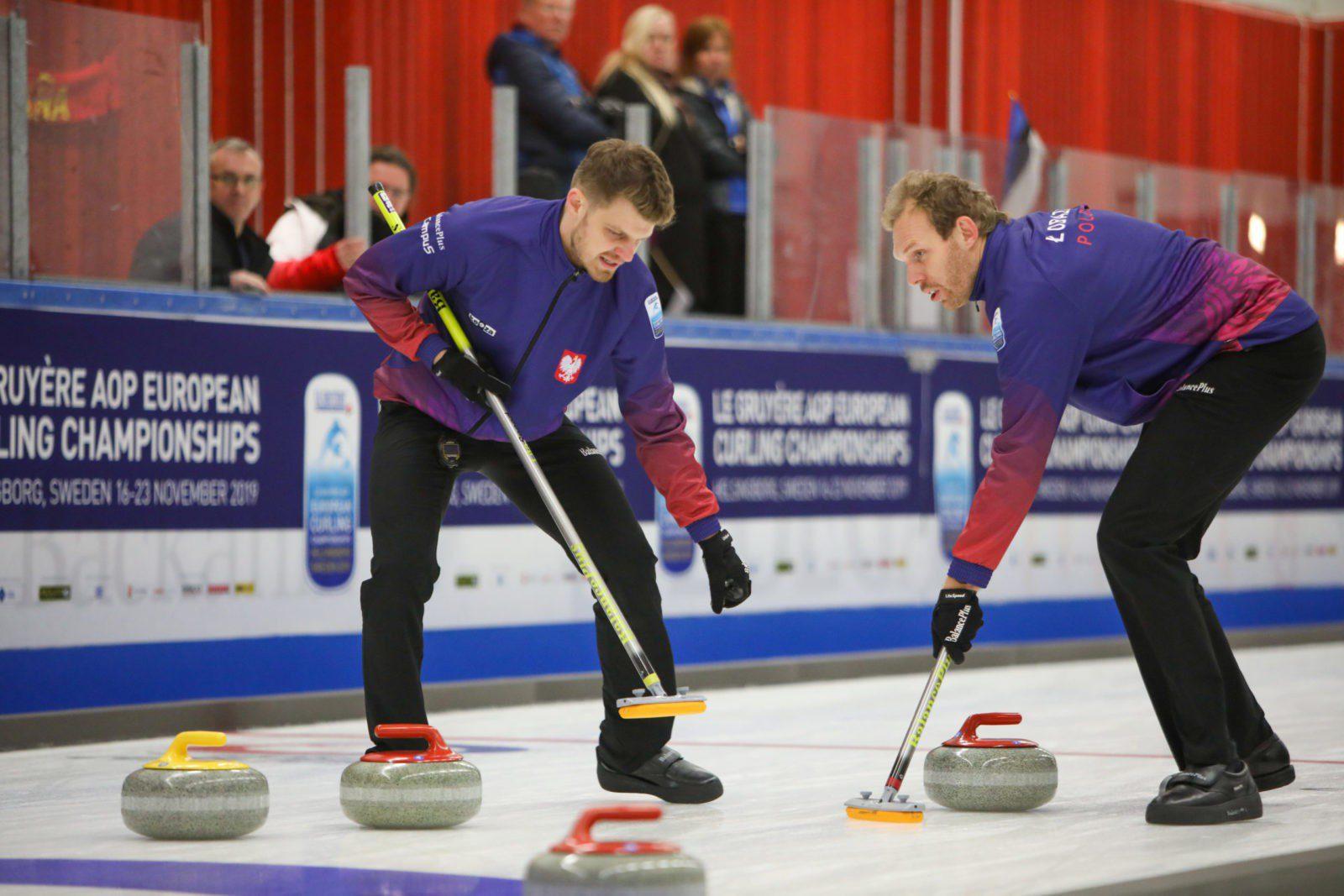 Curling: Trenuj z medalistą Mistrzostw Europy!