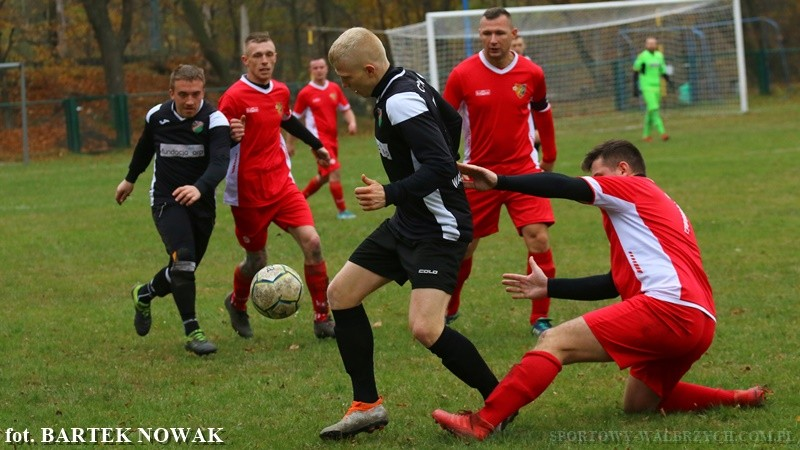 Wałbrzyska Serie A, Sportowy Wałbrzych, derby, runda wiosenna