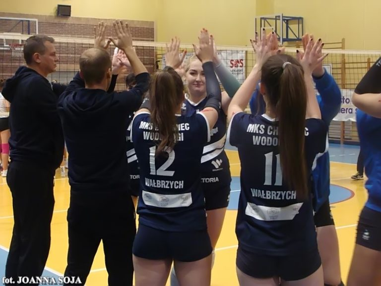 Siatkówka: Chełmiec wygrywa w Kaliszu