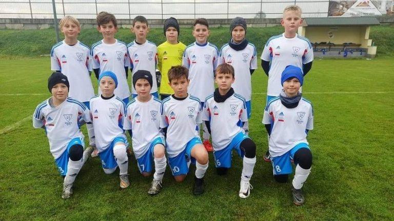 Z Wałbrzycha do Kadry Polski Football Academy