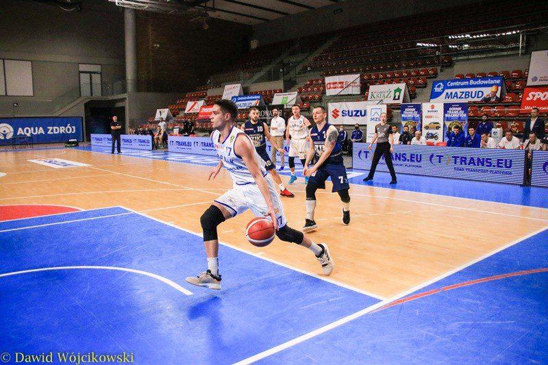 Koszykówka: Oleśnica zrobiła co miała