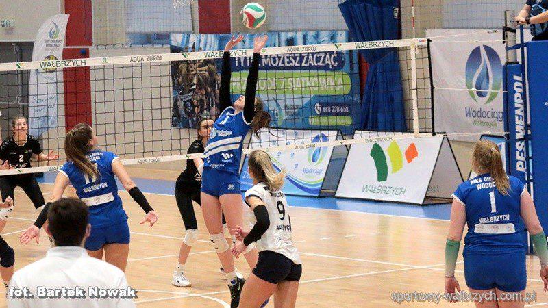Siatkówka: Nokaut w trzecim secie i komplet punktów dla Chełmca!
