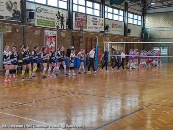 Siatkówka: Chełmiec błyszczy w Oławie