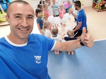 Siatkówka: UKS Kinder Volleyball z zaproszeniem na światowy kongres mini siatkówki!