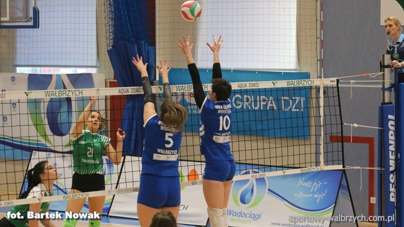 Siatkówka: Chełmiec góruje nad Zieloną Górą!