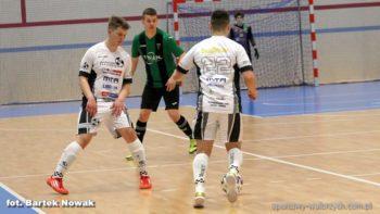 Futsal: Jest lepiej, ale wciąż w plecy [WIDEO]