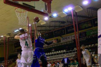 Koszykówka: Pan Koszykarz szaleju się najadł