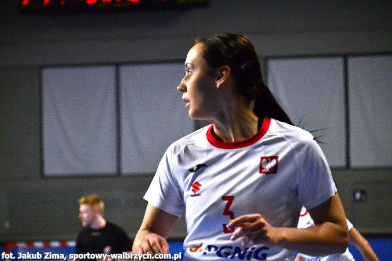 Polki lepsze w pierwszym meczu [FOTO]