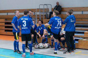 Futsal: Akademicy wracają do domu