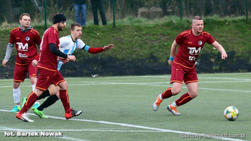 Orzeł Witoszów - Górnik Wałbrzych, Wałbrzyska Serie A, Sportowy Wałbrzych