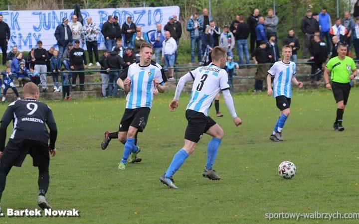 Górnik Wałbrzych, Czarni Wałbrzych, Wałbrzyska Serie A, Sportowy Wałbrzych