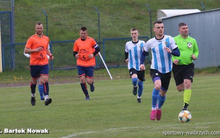 Górnik Wałbrzych - Herbapol Stanowice Wałbrzyska Serie A Sportowy Wałbrzych