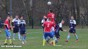 Pogórze Wałbrzych - Włókniarz Głuszyca, Sportowy Wałbrzych, Wałbrzyska Serie A