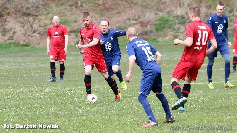 Szczyt Boguszów - Iskra Witków Śląski, Sportowy Wałbrzych, Wałbrzyska Serie B