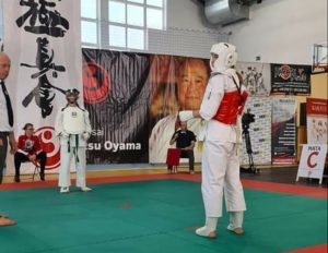 Medale wałbrzyskich karateków
