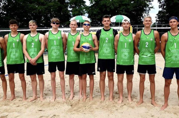 Wałbrzyszanie z medalami na piasku!